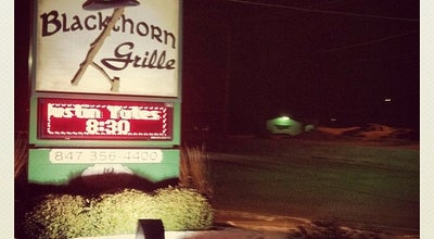 Photo of American Restaurant Blackthorn Grille at 10 W Grand Ave, Lake Villa, IL 60046, United States