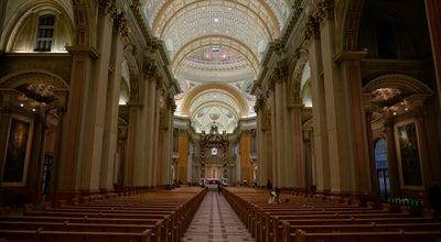 Photo of Church Basilique Cathédrale de Montréal at Canada