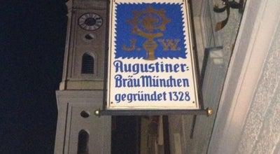 Photo of German Restaurant Marktwirt at Heiliggeiststr. 2, Munich 80331, Germany