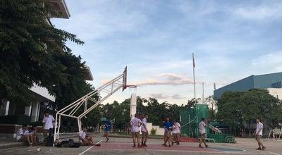 Photo of Basketball Court วคทส ว.5 at โรงเรียนเบ็ญจะมะมหาราช, Thailand