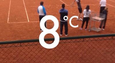 Photo of Tennis Court Quadras de Tênis - Recreio Da Juventude at Rua Atílio Andreazza, 3525, Caxias do Sul 95052-070, Brazil