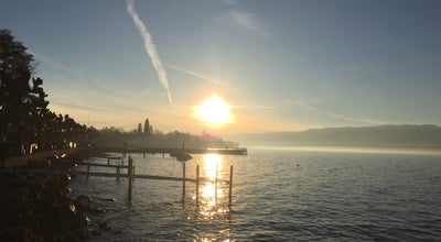 Photo of Harbor / Marina Corsier Port at Quai De Corsier 18, Corsier 1246, Switzerland
