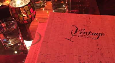 Photo of Wine Bar Vintage Wine Bar & Restaurant at 1790 Market St, Redding, CA 96001, United States