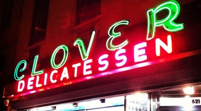 Photo of Restaurant Clover Delicatessen at 621 2nd Ave, New York City, NY 10016, United States