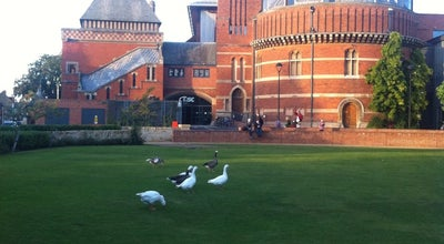 Photo of Theater The Royal Shakespeare Theatre at Waterside, Stratford-upon-Avon CV37 6BB, United Kingdom