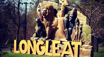 Photo of Zoo Longleat Safari & Adventure Park at Longleat, Warminster BA12 7NW, United Kingdom