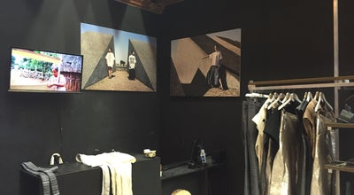 Photo of Boutique Carla Fernández at Álvaro Obregón 200, Roma, Mexico
