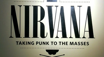 Photo of Arts and Entertainment Nirvana: Taking Punk To The Masses Exhibit at Seattle, WA, United States