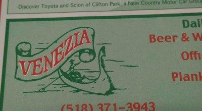 Photo of Italian Restaurant Venezia Pizza and Pasta at 629 Plank Rd, Clifton Park, NY 12065, United States
