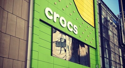 Photo of Shoe Store Crocs at 152 W. 34th Street, New York, NY 10120, United States