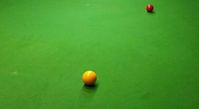Photo of Pool Hall Snooker gold point at Muar 84000, Malaysia