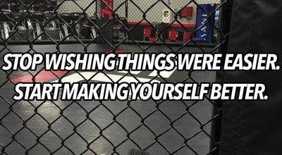 Photo of Boxing Gym UFC Gym at 265 E Ontario Ave, Corona, CA 92879, United States