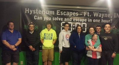 Photo of Theme Park Hysterium Escapes at 4410 Arden Dr, Fort Wayne, IN 46804, United States
