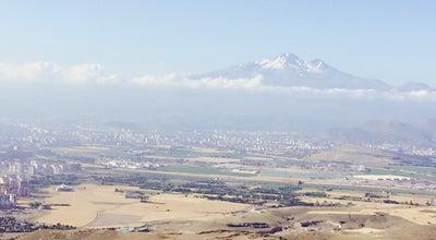 Photo of Mountain Hıdırellez Tepesi at Erkilet, Turkey