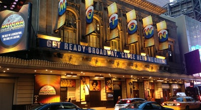 Photo of Theater Lunt-Fontanne Theatre at 205 W 46th St, New York, NY 10036, United States