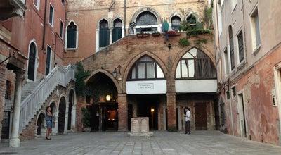 Photo of Cocktail Bar Al Remer at Sestiere Cannaregio, Venezia 30121, Italy