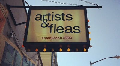 Photo of Tourist Attraction Artists and Fleas at 70 N 7th St, New York, NY 11211, United States