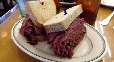 Photo of American Restaurant Famous 4th Street Delicatessen at 700 S 4th St, Philadelphia, PA 19147, United States