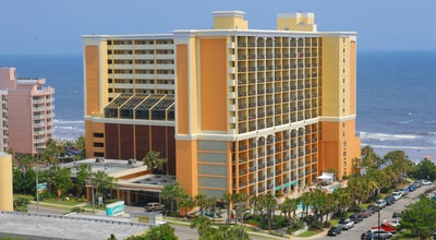 Photo of Hotel The Caravelle Resort at 6900 N Ocean Blvd, Myrtle Beach, SC 29572, United States