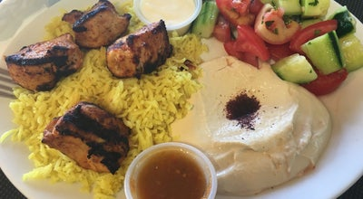 Photo of Middle Eastern Restaurant Palmyra at 700 Haight St, San Francisco, CA 94117, United States
