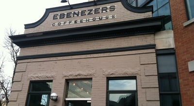 Photo of Cafe Ebenezers Coffeehouse at 201 F Street Ne, Washington DC, DC 20002, United States