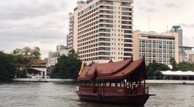 Photo of Resort Mandarin Oriental, Bangkok at 48 Oriental Avenue, Bang Rak, Bangkok 10500, Thailand