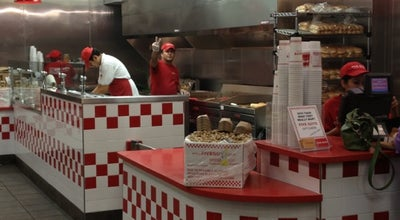 Photo of Burger Joint Five Guys Burgers & Fries at 12930 Ventura Blvd, Los Angeles, CA 91604, United States
