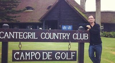 Photo of Golf Course Cantegril Club de Golf at Uruguay