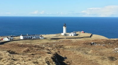 Photo of Lighthouse Cape Wrath at Cape Wrath, United Kingdom