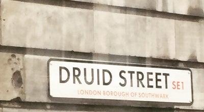 Photo of Street Food Gathering Druid Street Market at 126 Druid St, London SE1 2HH, United Kingdom