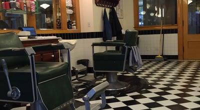 Photo of Salon / Barbershop Metropolitan Barbershop at 54 W Van Buren St, Chicago, IL 60604, United States