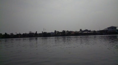 Photo of Lake แม่นำ้แม่กลอง at Thailand