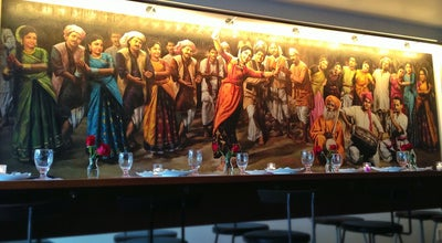 Photo of Indian Restaurant Bombay Talkie at 189 9th Ave, New York, NY 10011, United States