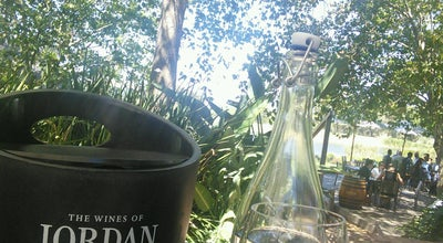 Photo of Tourist Attraction Jordan Wine Estate at Stellenbosch Kloof Rd, Stellenbosch 7604, South Africa