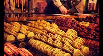 Photo of Dessert Shop Ladurée at Via Borgognona, Roma 00187, Italy