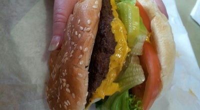 Photo of American Restaurant Juicy's Giant Hamburgers at 301 S Wells Ave, Reno, NV 89502, United States