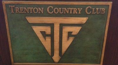 Photo of Golf Course Trenton Country Club at 201 Sullivan Way, Ewing, NJ 08628, United States