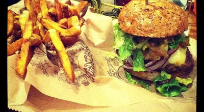 Photo of Burger Joint Bareburger at 1370 1st Ave, New York, NY 10021, United States