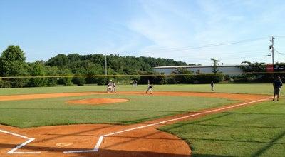 Photo of Baseball Field Al Rollins Park at 521 Threadmill Rd, Dalton, GA 30720, United States