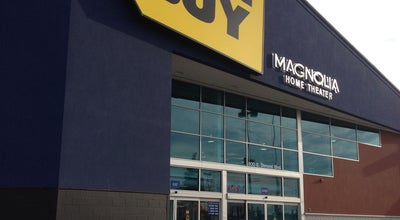 Photo of Electronics Store Best Buy at 800 E Dimond Blvd, Anchorage, AK 99515