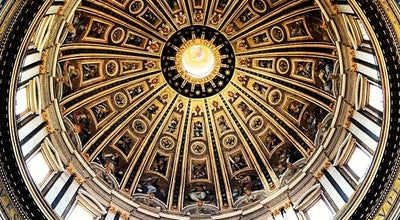 Photo of Church Basilica di San Pietro in Vaticano at Piazza San Pietro, Città del Vaticano 00120, Vatican