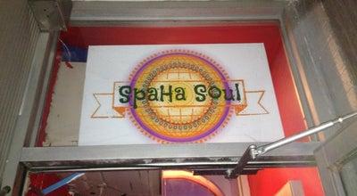 Photo of Caribbean Restaurant SpaHa Soul at 2270 1st Ave, New York, NY 10035, United States
