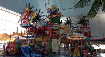 Photo of Water Park Fallsview Indoor Waterpark at 5685 Falls Ave, Niagara Falls, On L2E 6W7, Canada