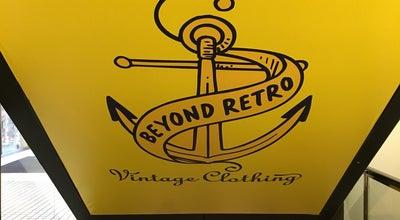 Photo of Thrift / Vintage Store Beyond Retro at Södra Hamngatan 37-41, Göteborg 411 07, Sweden