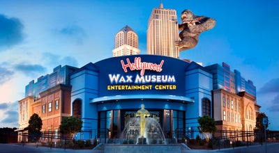 Photo of Tourist Attraction Hollywood Wax Museum at 1808 21st Ave N, Myrtle Beach, SC 29577, United States