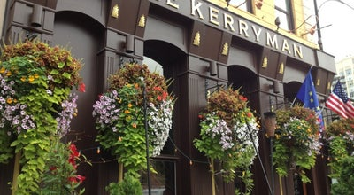 Photo of American Restaurant The Kerryman at 661 N Clark St, Chicago, IL 60654, United States