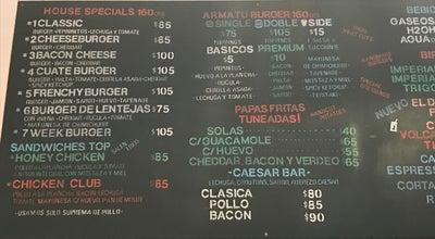 Photo of Restaurant Burger Mood at Calle Viamonte 359, Buenos Aires C1053ABG, Argentina