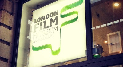 Photo of Tourist Attraction The London Film Museum - Covent Garden at 45 Wellington Street, London WC2E 7BN, United Kingdom