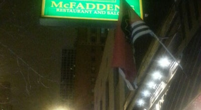 Photo of Bar McFadden's Restaurant and Saloon at 1206 N State Pkwy, Chicago, IL 60610, United States