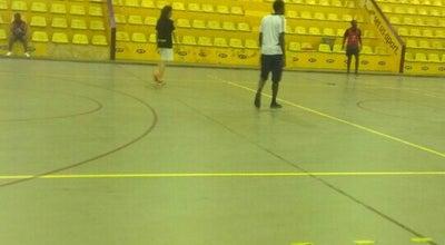 Photo of Basketball Court lugogo indoor stadium at Uganda